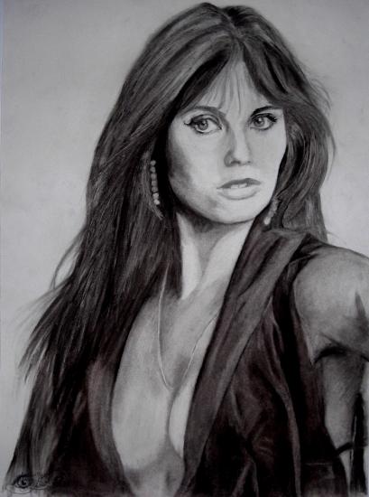 Caroline Munro by jeanz